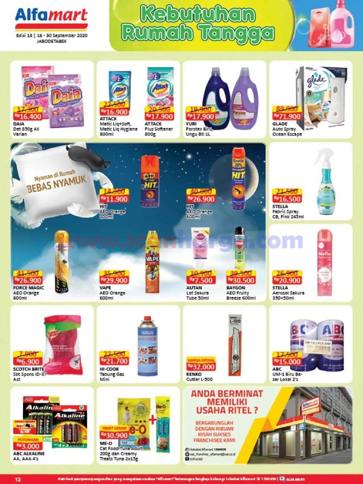 Katalog Promo Alfamart 16 - 30 September 2020 12