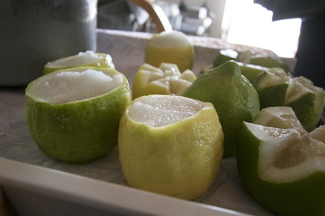 Granita di limoni Monachello-Riserva naturale della Timpa