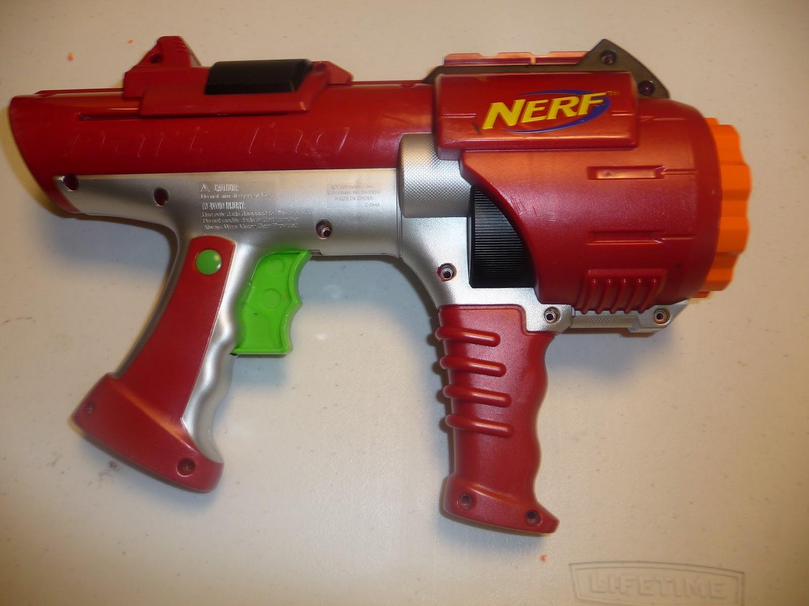 Fobby Mod Works: Nerf Hyperfire Mod Guide  Fobby Mod Works...