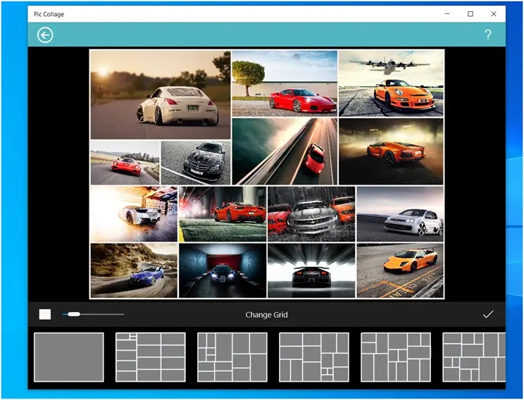 12 επιλεγμένες δωρεάν εφαρμογές δημιουργίας  Photo Collage