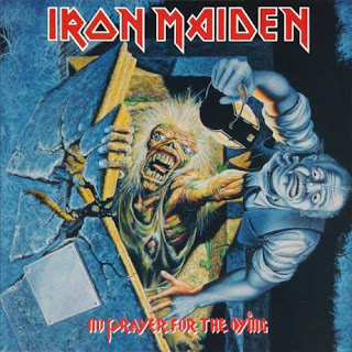 "Iron Maiden - ""No Prayer for the Dying"""