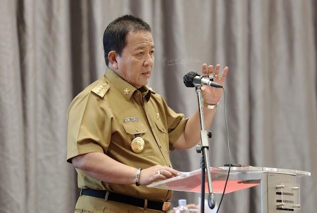 Gubernur Arinal Sosialisasikan Pergub tentang Pedoman Adaptasi Kebiasaan Baru Menuju Masyarakat Produktif dan Aman Covid-19
