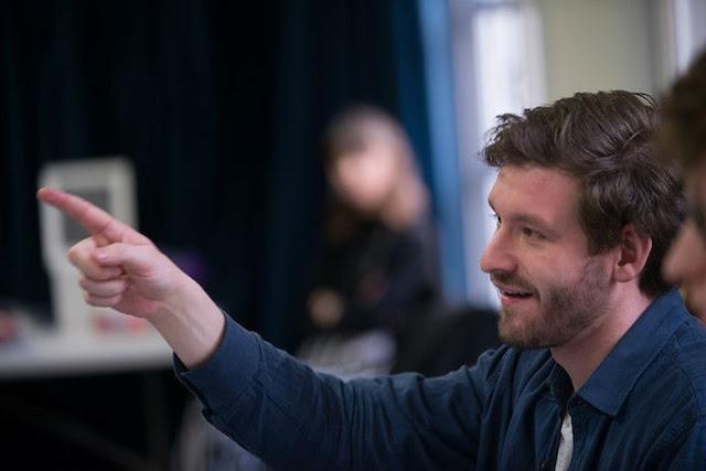 Jack Furness, Director  (Photo Scottish Opera/Tommy Ga-Ken Wan)