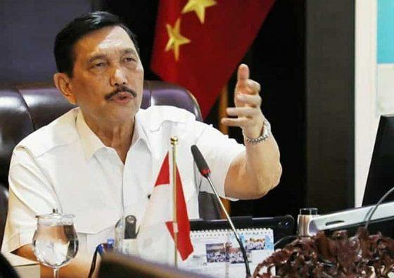 Jokowi Hobi Blusukan Saat Pandemi Menggila, Luhut: Ya Itu Bentuk Ketulusan Beliau