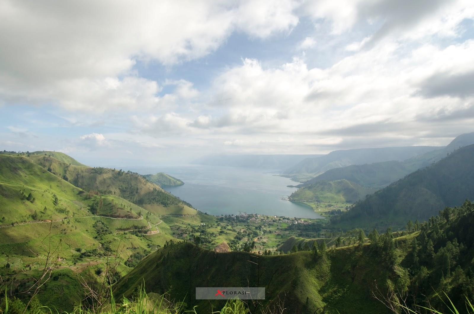 Xplorasi Keindahan Danau Toba Sebagai Ikon Wisata Sumatera Utara