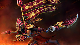 Legion Commander DOTA 2 Wallpapers Fondo