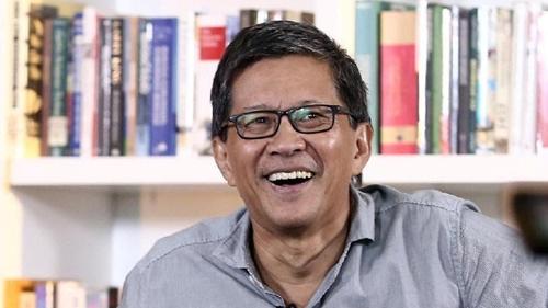 Tokoh NU Hilang, Rocky Gerung Singgung Jokowi dan Tiga Periode: Seolah-olah Hendak Singkirkan Islam