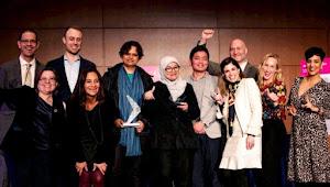 Wow... Lagi-lagi Jakarta Raih Penghargaan Transportasi Perkotaan Tingkat Dunia Di Washington DC