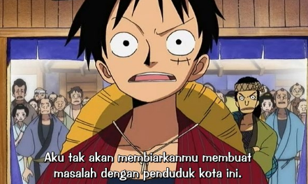Download Anime One Piece Episode Special 04: Episode Luffy Oyabun Subtitle Indonesia