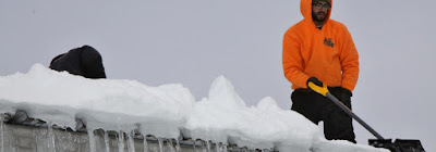 Roof Snow Removal Plans