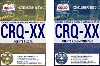 Apostila Concurso CRQ-MS 2017