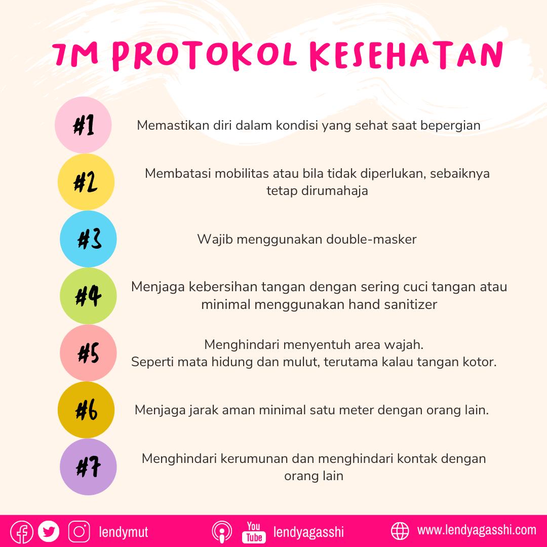 protokol kesehatan 7M