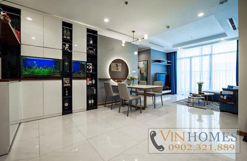 Bán căn hộ Vinhomes Bình Thạnh 2 phòng ngủ C2 tầng 23 - hinh 4