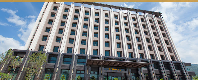 【大叔生活】2021 又是六天五夜的環島小筆記 (住宿篇) - F Hotel 是我們這次環島旅行中唯一入住的連鎖飯店