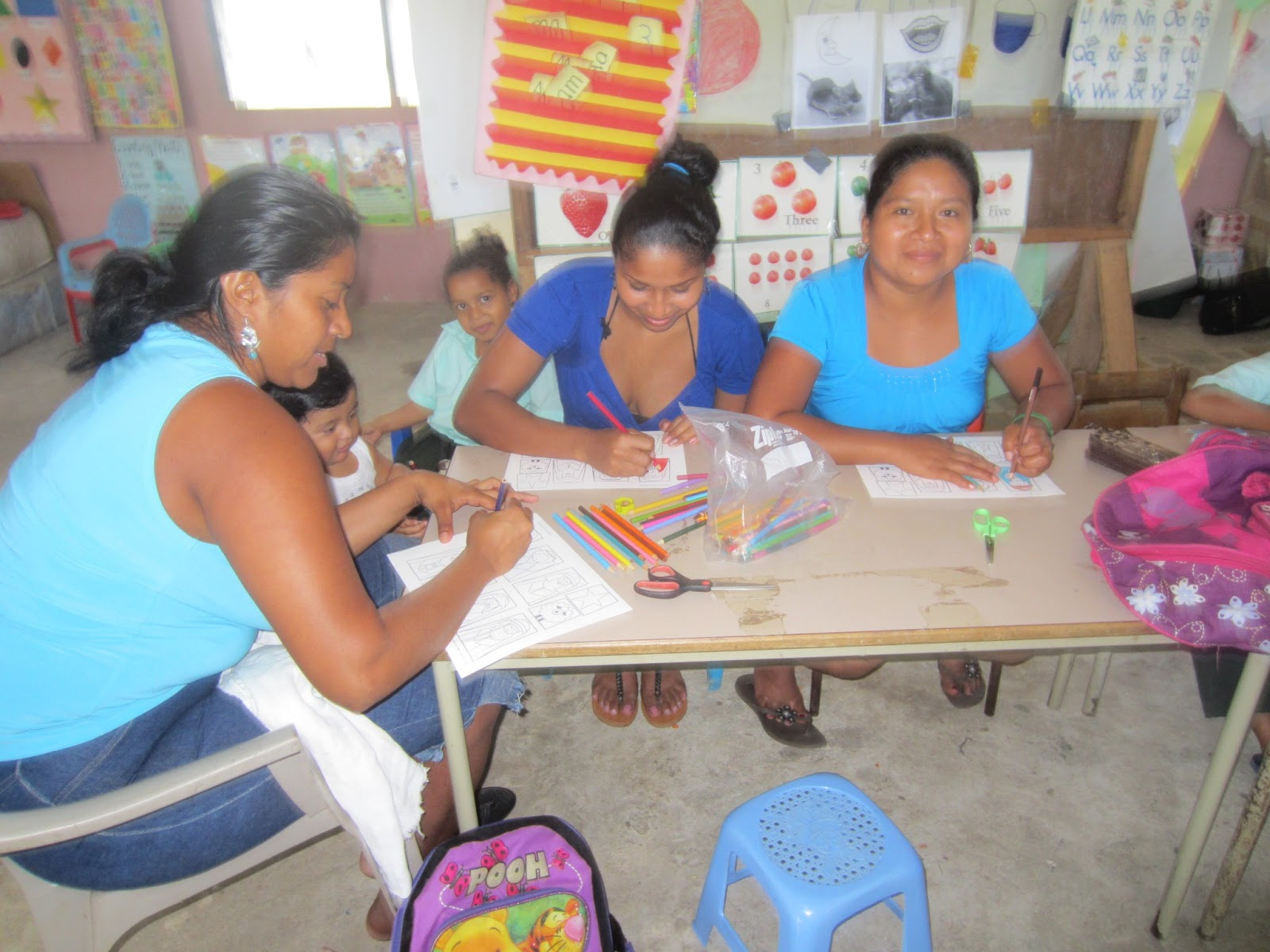 Belize Journal : Peace Corps Experience of a New Widow