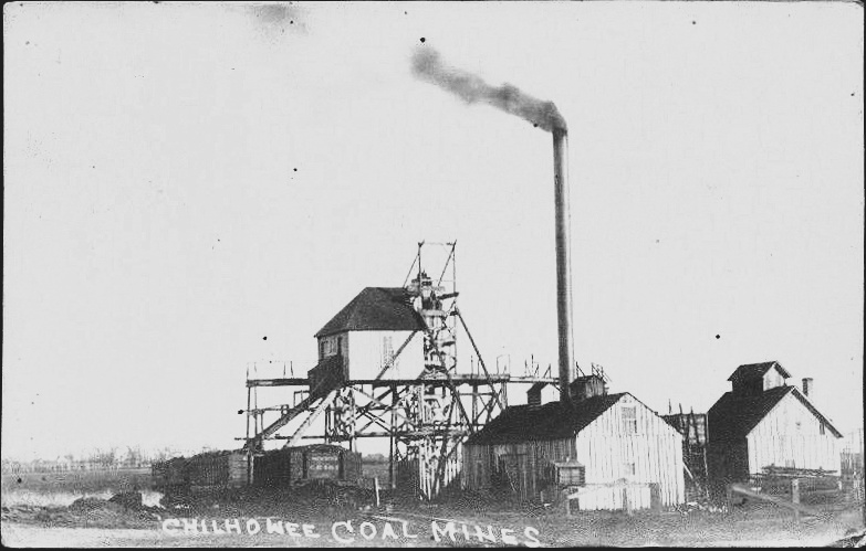 Chilhowee Coal Mine #1