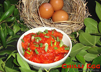 images of Chilli Egg Recipe / Chinese Style Chilli egg / Egg Chilli Recipe