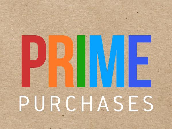 Amazon Purchases & Favorites