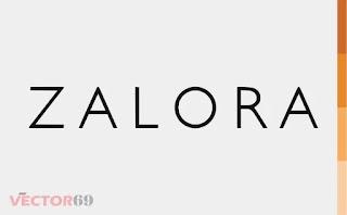 Logo Zalora - Download Vector File AI (Adobe Illustrator)