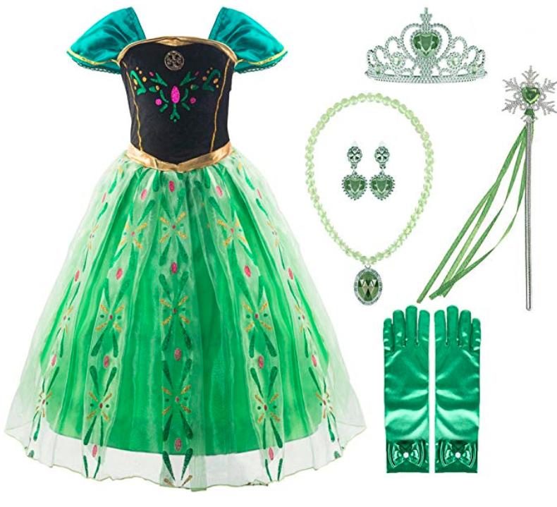 Frozen's Anna Costume