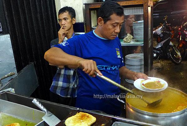 Haji Abdul Razak Martabak Palembang