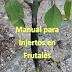 Libros de agronomia gratis en pdf: Manual para injertos en Frutales