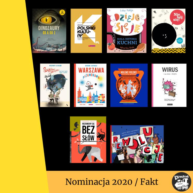 Plebiscyt Lokomotywa 2020, otymze.pl