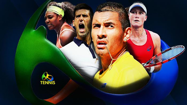 Olympics 2016 Tennis Live Streaming