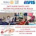 Rotary E-Club Millennials, al via 'Safe blood saves lives'