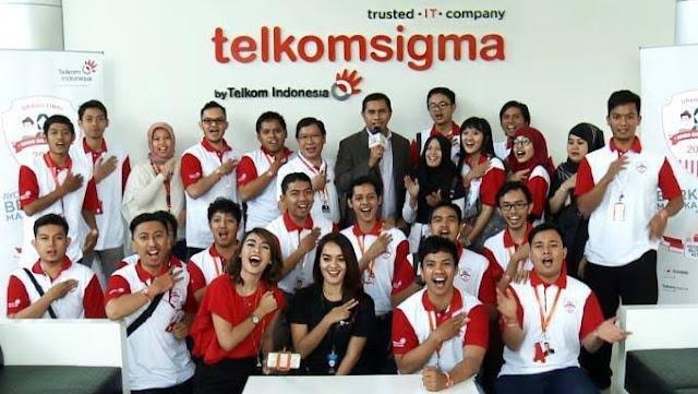 Rekritemen Karyawan Anak Perusahaan BUMN Telkom Indonesia - PT Sigma Cipta Caraka (Telkomsigma) Tersedia 8 Posisi dan Penempatan Seluruh Indonesia