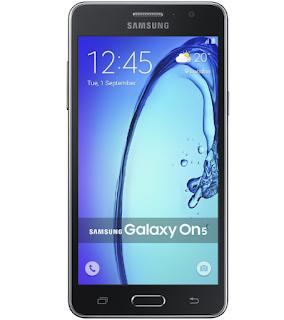 Cara Root Samsung Galaxy On5 Menggunakan Odin