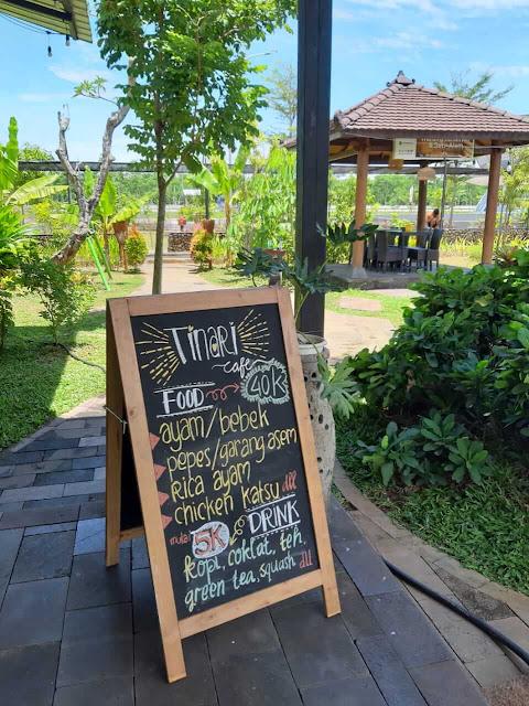 Tinari Cafe Garden di Rest Area