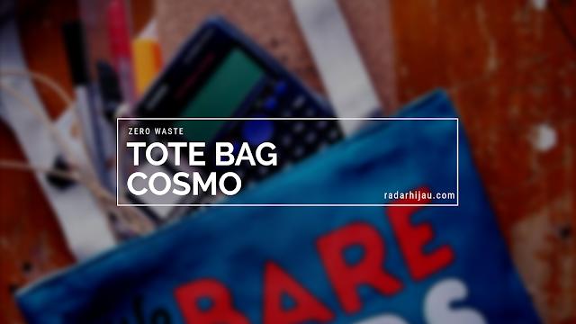 Tote Bag Cosmo; Tote Berkualitas, Harga PAS!