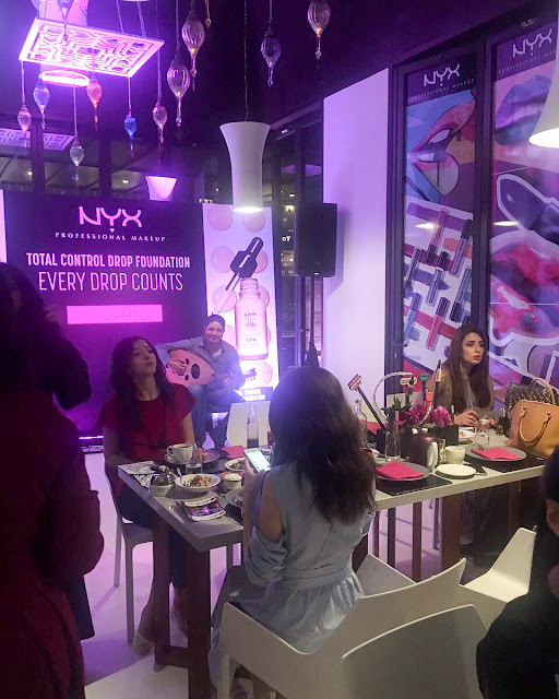 NYX Cosmetics Arabia NYXIFIED Suhoor Event