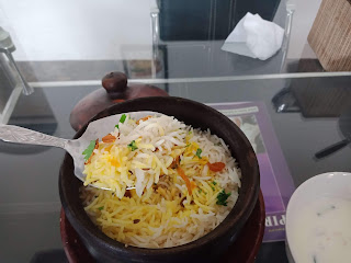 restoran india di jakarta, restoran india di jakarta untuk para vegan, restoran di india yaitu gokul resto, gokul resto salah satu restoran india di jakarta, nasi briyani, nasi ayam briyani vegan
