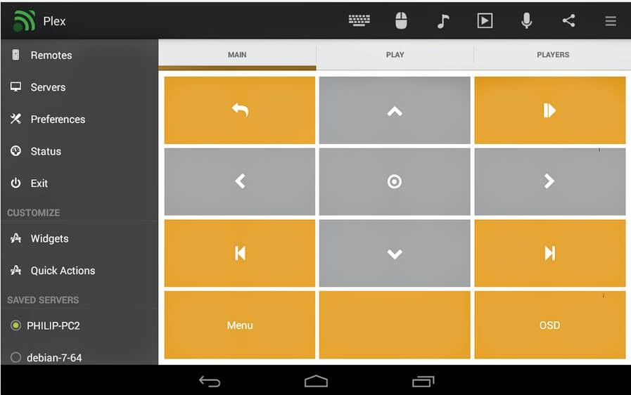 Unified Remote Full v3.0.18 Apk
