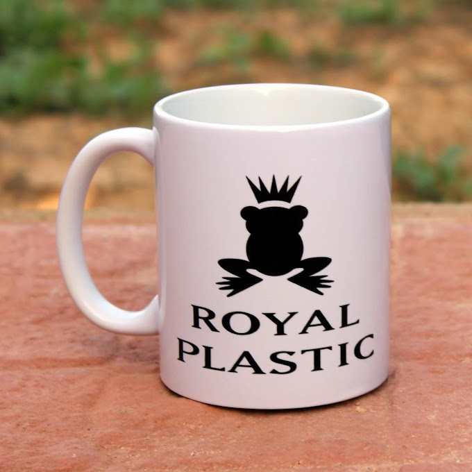 Royal Plastic Mug