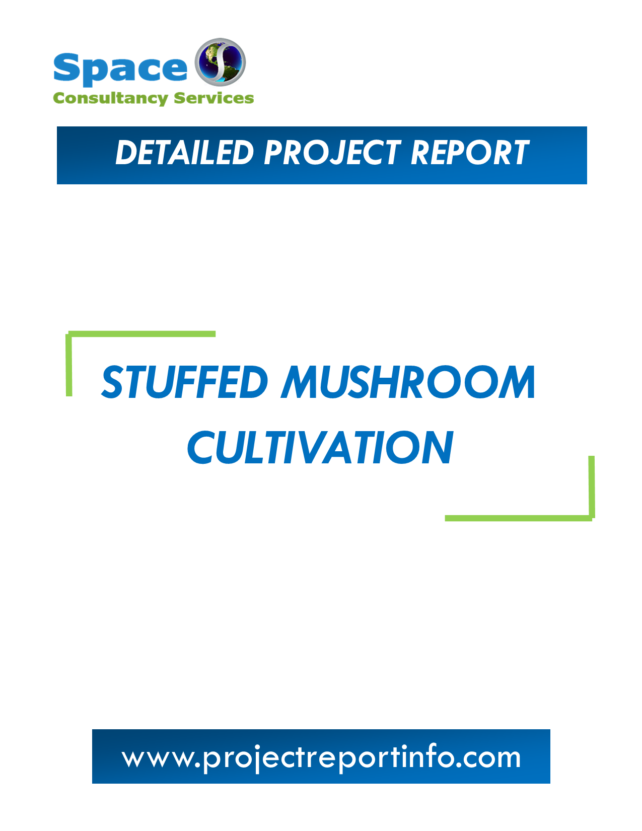 Project Report on Stuffed Mushroom Cultivation