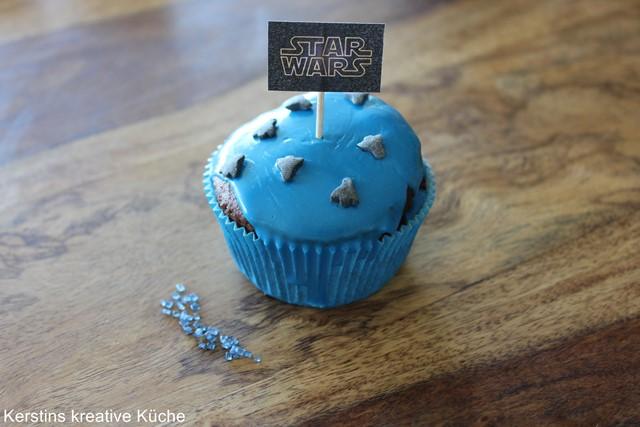 Kerstins kreative Küche: Cupcakes: Star Wars
