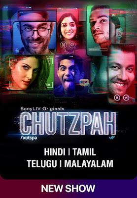 Chutzpah S01 Hindi WEB Series 720p HDRip ESub x265 HEVC