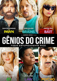Gênios do Crime Dublado Online