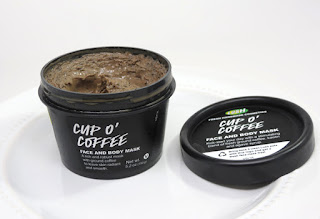 MASCARILLA CUP O'COFFEE de Lush