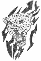 Cheetah Tatoo