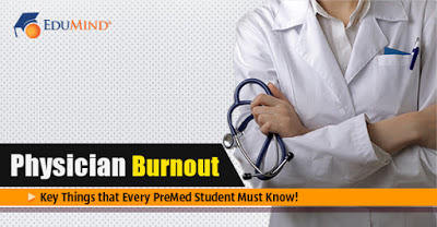 Physician Burnout – Key Things that Every PreMed Must Know !
