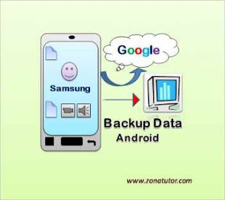 Cara Backup data Android Ke Google Dan PC Komputer