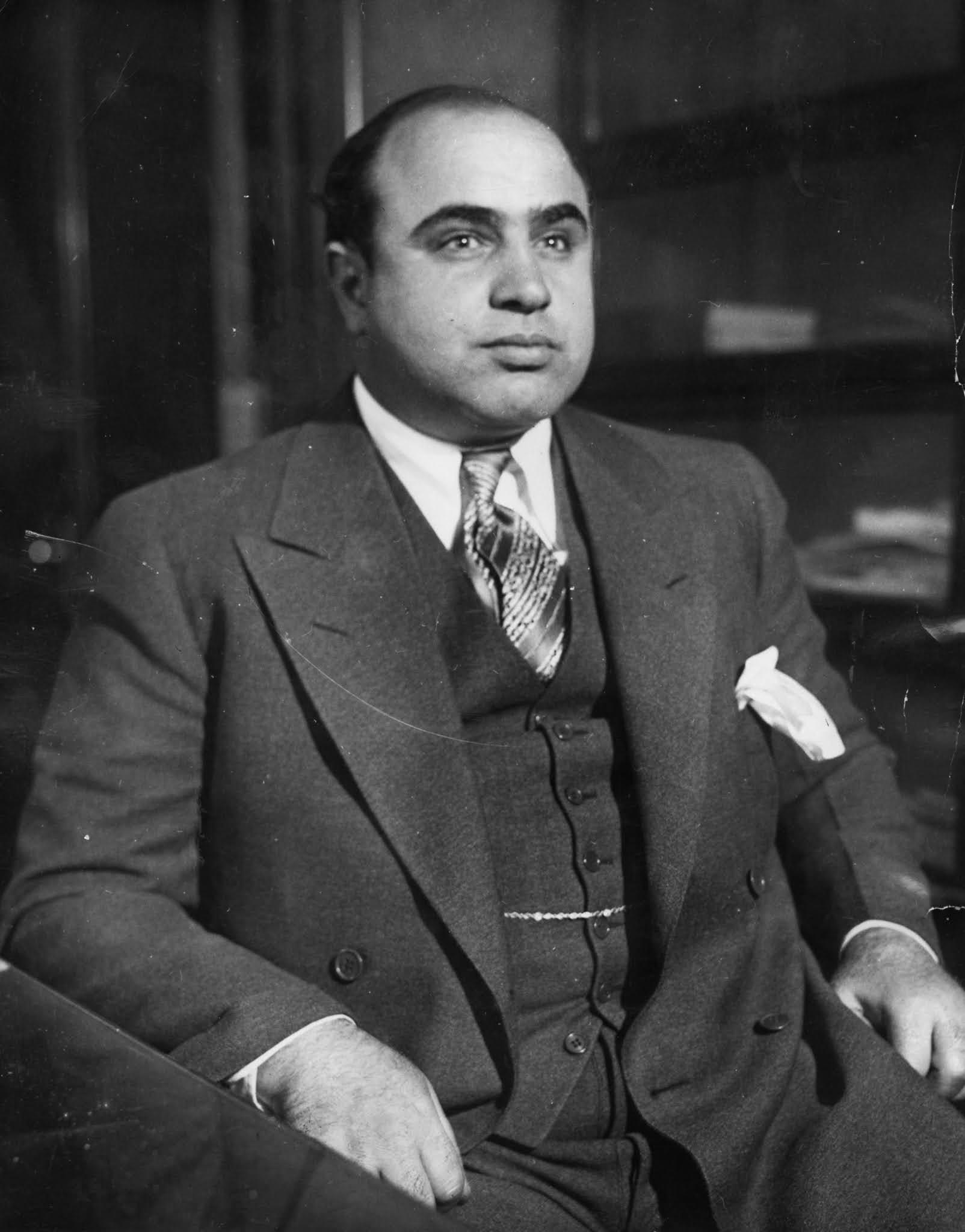 Podobno Al Capone miał duży wpływ na wprowadzenie daty przydatności do spożycia