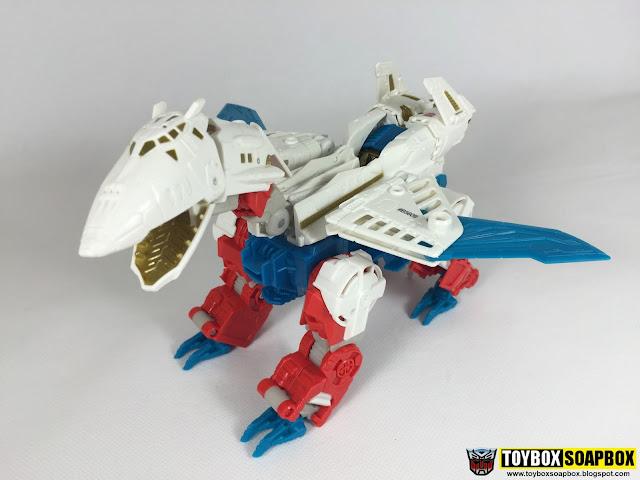 G1 Sky lynx combiner wars