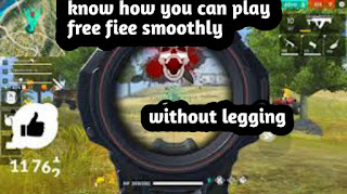 Know how to fix legging in free fire without any legging