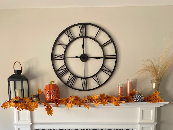 Fall Touches at Home