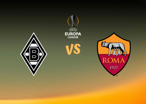 Borussia M'gladbach vs Roma  Resumen